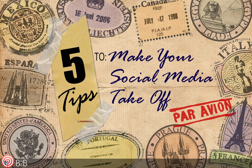 5 Social Media Power Tips