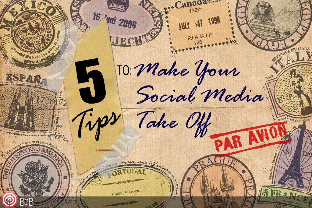 5 Social Media Power Tips