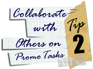 Collaboration makes promotion easier